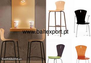 Mesas e cadeiras hotelaria restaurante bar esplana