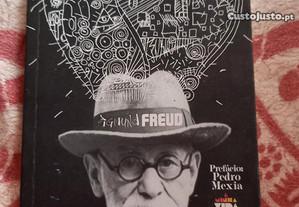 A minha vida deu um livro. Sigmund Freud