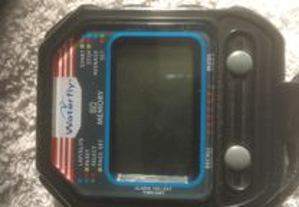 Cronômetro digital impermeável