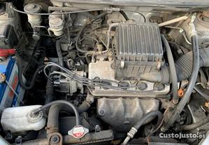 motor honda d16w1