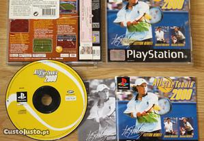 Playstation: All Star Tennis 2000