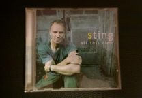 Cd-...All this time-The Best of Sting