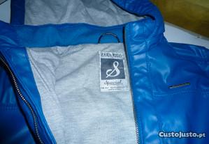Casaco Novo Marca Zara
