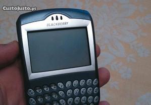 Blackberry 7290, dos primeiros ideal pra colecção