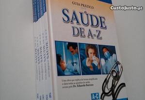 Guia Prático de Saúde de A-Z (5 Volumes)