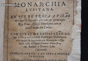 Mayor triunfo da Monarchia Lusitana, 1649