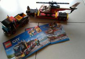 Lego City 60183 Heavy cargo transport