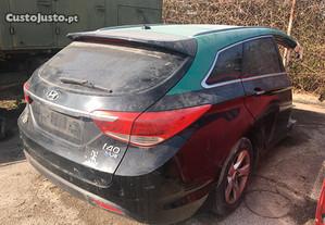 Hyundai i40 sw peças