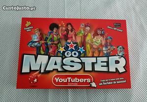 Jogo de Tabuleiro - Go Master YouTubers Edition