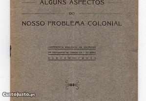 Alguns aspectos do nosso problema colonial (1920)