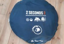Tenda Quechua 2 seconds 2 easy azul