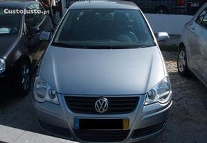 Frente completa VW polo de 2005 a 2009