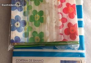 cortinas de banho novas