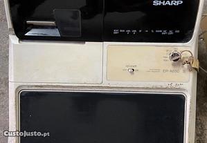 Máquina Registadora Sharp