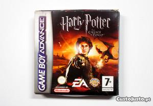 Harry Potter e o Cálice de Fogo - Game Boy Advance