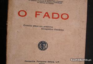 José Maciel Ribeiro Fortes. O Fado, 1926 - 1ª Ed.