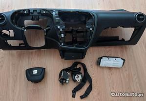 Kit Airbags Seat Leon Tablier Original Completo