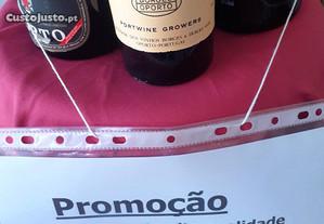 Lote de vinhos do Porto