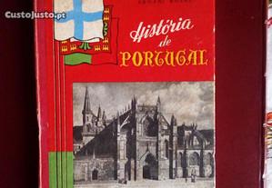 Livro de História de Portugal anos 60