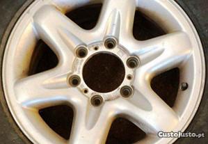 Opel Frontera - Jantes TT 4x4 R16