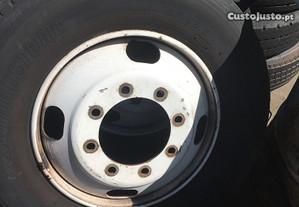 Jante 8 furos 10r22.5 camião volvo renault Iveco
