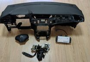 Kit Airbags Citroen C3 Tablier Original