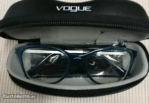 Armação de óculos (vogue)