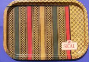 1 Bandeja dos cafés Sical