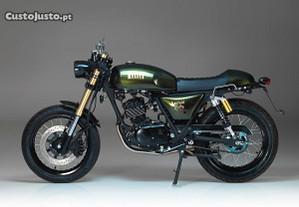 Bullit Spirit 125 cc - Cafe Racer - Nova