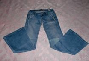 calças tamanho 34 (varias)