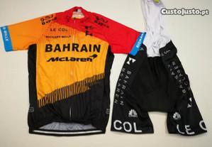 Equipamento Bahrain