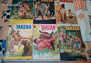 Livros Tarzan