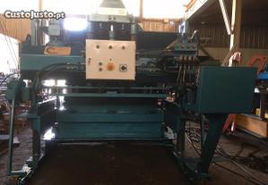 Máquinas de fazer blocos HCF8, HCF9 e HCF10