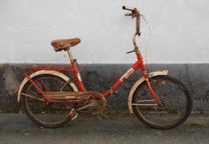 Bicicleta Dobravel roda 20 Vilar