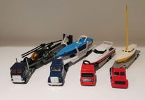 Miniaturas Camiões Majorettes