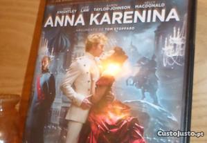 Anna Karenina / Joe Wright / dvd original