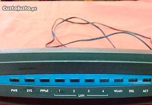 Router ZYXEL prestige 600 series -wireless