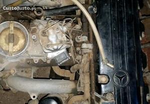 Motor Mercedes 190