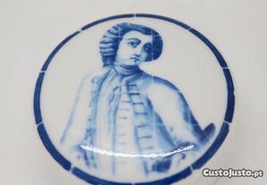Caixa Regaleira Pequena FIGURAS Masculino Vista Alegre 2001