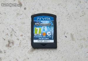 PS Vita: Epic Mickey 2