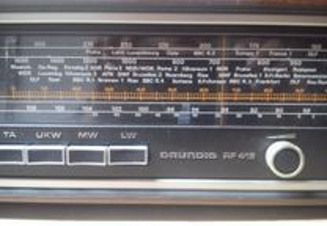 Radio Grundig RF 412