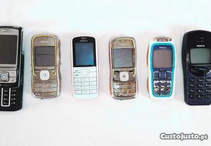 Nokia 5500 / Nokia 6280 / Nokia 5070 / 3220 / 3210