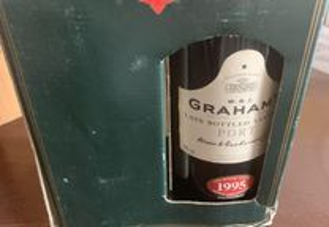 Conjunto de vinho do Porto