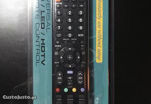 Comando universal para TV SONY (Novo)