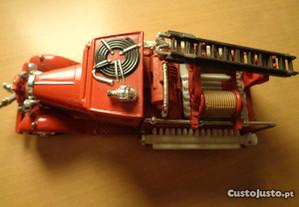 Carro Bombeiros Mattel Metal de Coleção Of.Envio