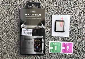 Película de vidro temperado 3D Apple Watch 38mm