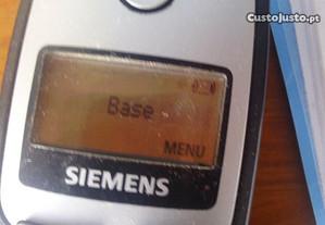 Telefone sem fios Siemens Gigaset A 160