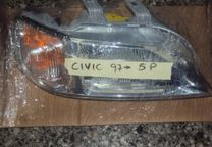 Honda Civic 1995- farol