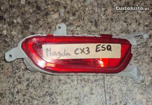 Mazda Cx3 farolim