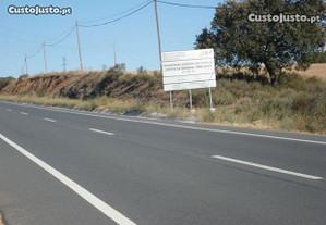Terreno à saída do Mogadouro (Campo do Gil)